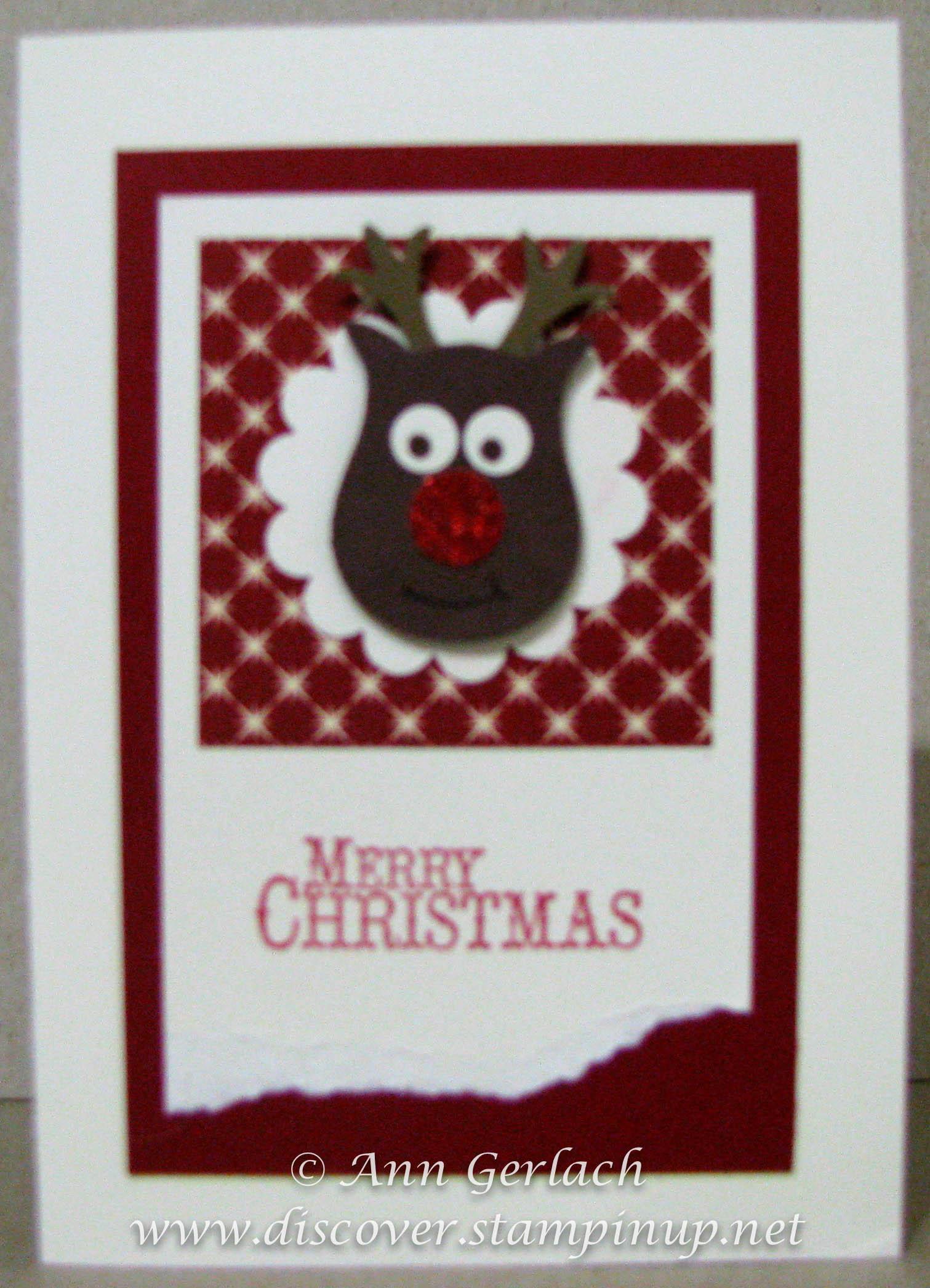 Owl Punch Christmas Cards Discover Ink Ann Gerlach